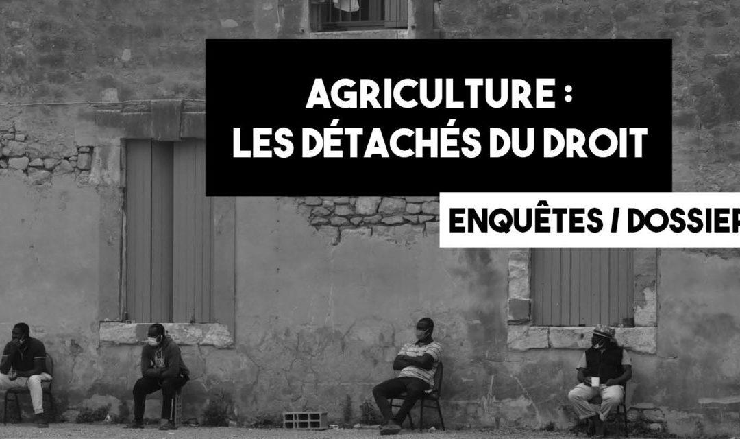 L'Arlésienne – Oct 2020 – Dossier : Les Détachés Du Droit