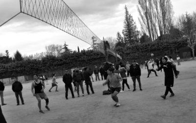 L'Arlésienne – Avril 2018 – «Beaucaire, centro del pueblo»